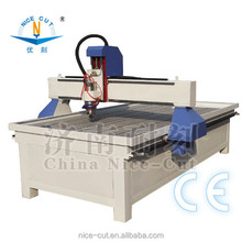 NC-M1224 high quality widely used Marble cnc router/China cnc milling machine with water tank