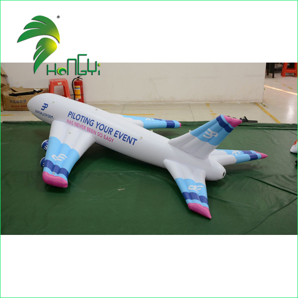 advertising inflatable airplane (3)