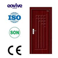 Wood door pvc door commercial closet doors