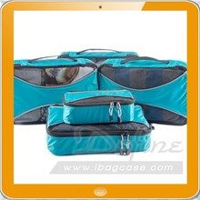 Wholesale 2015 new product travel packing cubes luggage