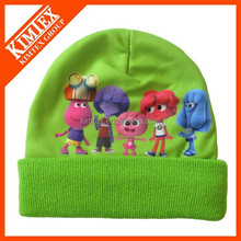 2015 New Designed Fashion Baby Boy Knitted Beanie Hat