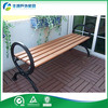 2015 New Product Outdoor Bench Outdoor Wooden Bench