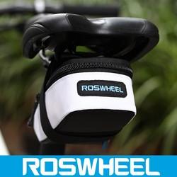 New product 2015 latest outdoor bike bag, bike saddle bag 13876L-12 promotional bag
