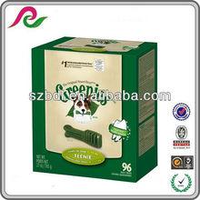 Original Greenies treat for dogs box packaging