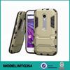 2 in 1 tough armor case with kickstand for Motorola Moto G3