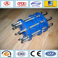 best price with 5%discount flange coupling with rubber seal