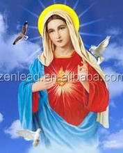 Amazing super HD Virgin Mary 3D gift picture