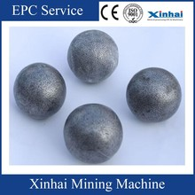 Forged Steel Ball For Mining Machine , Large Steel Balls