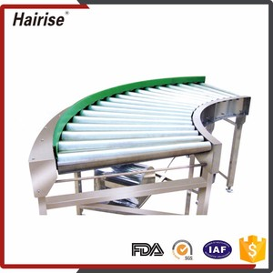 China Professionelle Herstellung Teflon Rollenbahn Gürtel