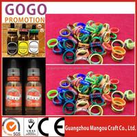 Christmas nice gift colorful silicon vape band cheapest price vape band mod,China factory ecig vape band rings, silicon vapeband