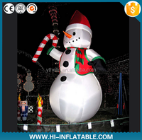 Outdoor Christmas decoration inflatable christmas snowman
