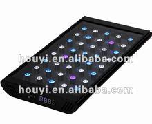 2012 newest remote control 60cm 90cm 120cm intelligent diy set automatic operation & dimmable via sd card aquarium led lighting