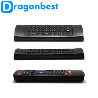 MX3 Air Mouse for Android TV Box or Tablet or PC 2.4GHz Wireless Air Mouse English Mini Keyboard