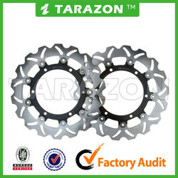 motorcycle floating brake disc rotor for Aprilia ETV CAPONORD/ ABS (PS/e11/00031) 1000CC