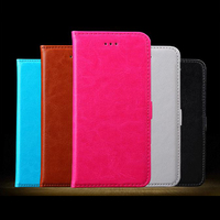 PU Leather Flip Cover with Photo Frame Card Slots For iphone 6 4.7""