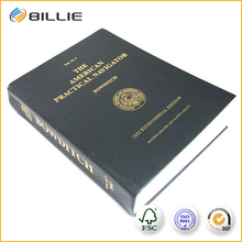 Alta calidad de la biblia servicio de impresión en China