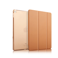 Luxury Fashion Business Intelligent Pu Leather Case Cover For Ipad Air 2 Smart Wake Up/Sleep Function