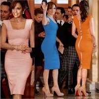 Walson latest women wear Z80807A 2014 eukropean wholesale hot sale newest fashion ladies dress clothes