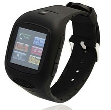 Smart-Phone Watch with 1.5inch TFT Displaying Touch-screen; Bluetooth Answering and Data Transmission