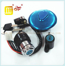 GN125 motorcycle ignition switch lock key set