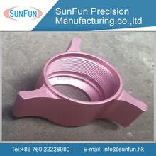High precision cnc machine programming tooling product
