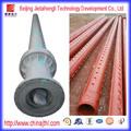 de ingeniería de construcción de piezas de herramientas de perforación integral barra kelly
