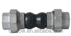 Threaded Double Sphere Rubber Joint DN15-DN80