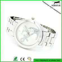 High quality japanese movement geneva watch japan movt water resistant