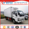 Mini 3tons Japanese thermo king refrigerator truck