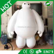 2015 Hot sale and Good quanlity baymax inflatable, promo gifts, inflatable events