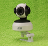 H.264 Indoor Wireless IP Network Camera P2P Security System CMOS Sensor
