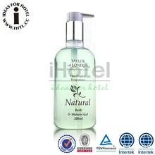 Plastic Hotel Packaging 300ml Bottle