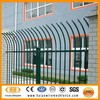 cheap yard fencing wrought iron fence used, wrought iron fence panels for sale