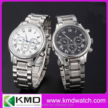 brand 5 ATM water resistant 6 hands multifuntion watches men sapphire crystal 316L srainless steel case band automatic watch