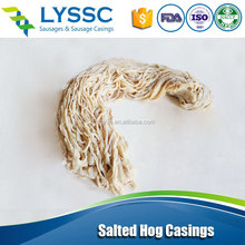 Professional Products Natural Casings Salted Hog Casing Lamb Casing for Breakfast Sausage Recipe