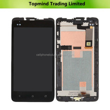 100% QC Pass Mobile Phone LCD Screen for HTC One SC T528d with Digitizer Touch
