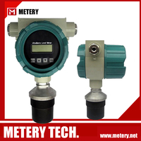 Diesel Tank Level Monitoring from METERY TECH.