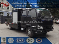Top design military wrecker dump truck Special vehicle for Anti Riot Water Cannon Vehicle