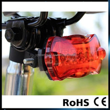 high quality bicycle battery rear light