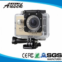 OEM full hd sport diving video camera 1080p from manufacturers/suppliers