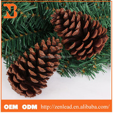 decorative Christmas tree live pine cone