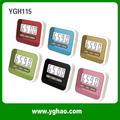 ygh115 magnético digital gran cuenta atrás del temporizador de cocina de visualización del reloj