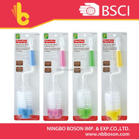 2 in 1 professional baby bottle brush wholesale