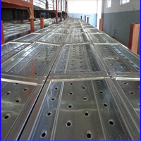 metal scaffold plank/aluminum scaffold plank/scaffold safety net