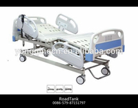 Two functional electric bed multi-function electric bed aluminum guardrail family medical bed