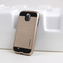 Wholesale Brushed Verus Case for Iphone 4, Newest Products PC TPU Combo Phone Cases