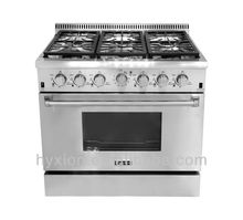 Wholesale kitchen equipment 6 burners kachelofen tile stove