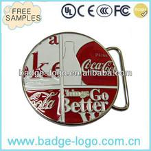 Fashion Round Clip Belt Buckle