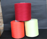 Virgin 100% Spun Polyester Yarn For Sewing Thread colour