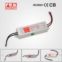 10W constant voltage 12V 1A DC power supply / high power led driver for LED strip light